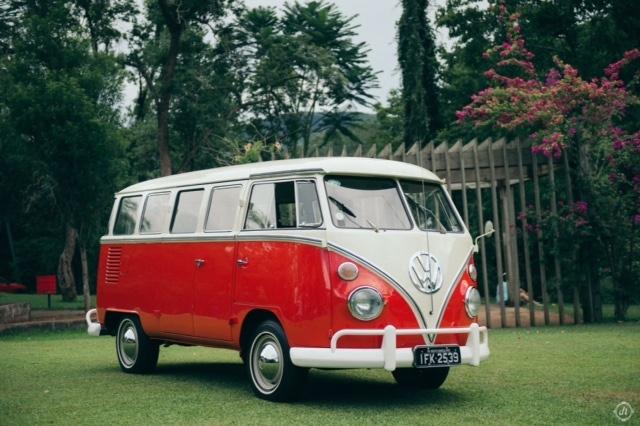 1974 Kombi Luxo