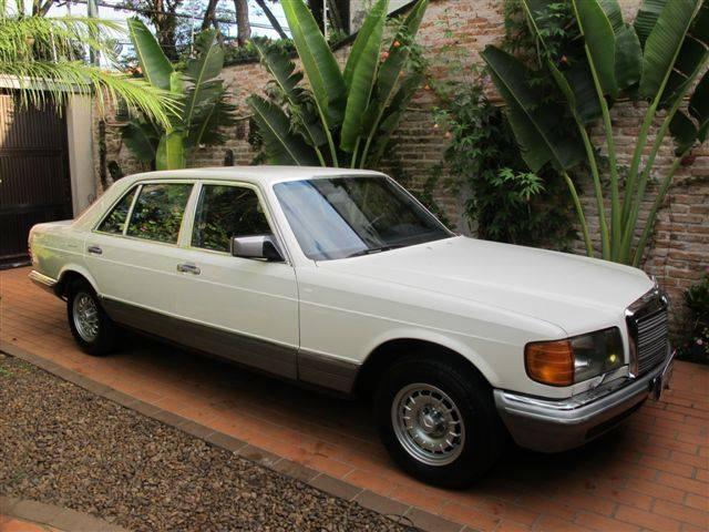 1983 Mercedes Benz 500SEL