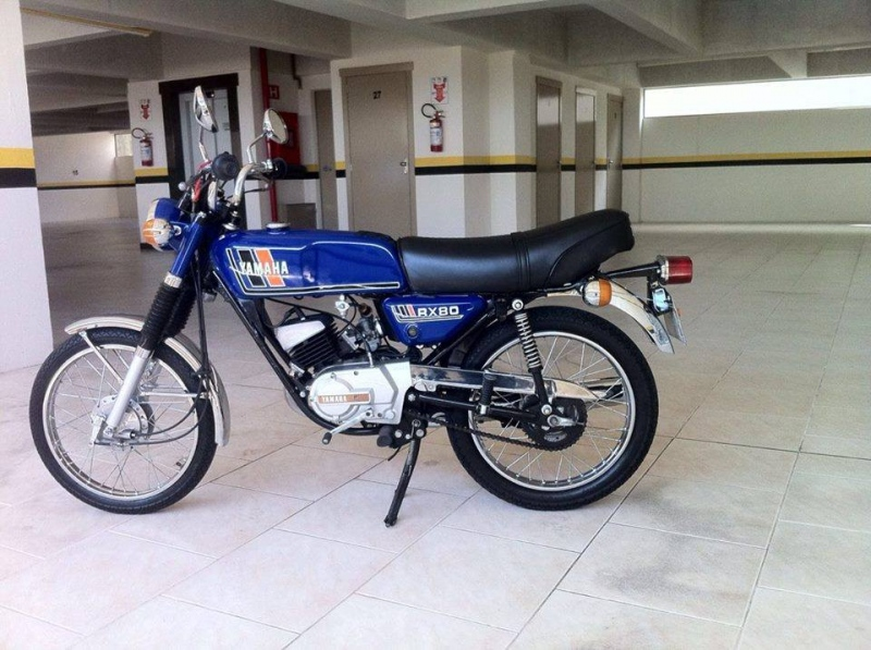 1983 Yamaha RX80