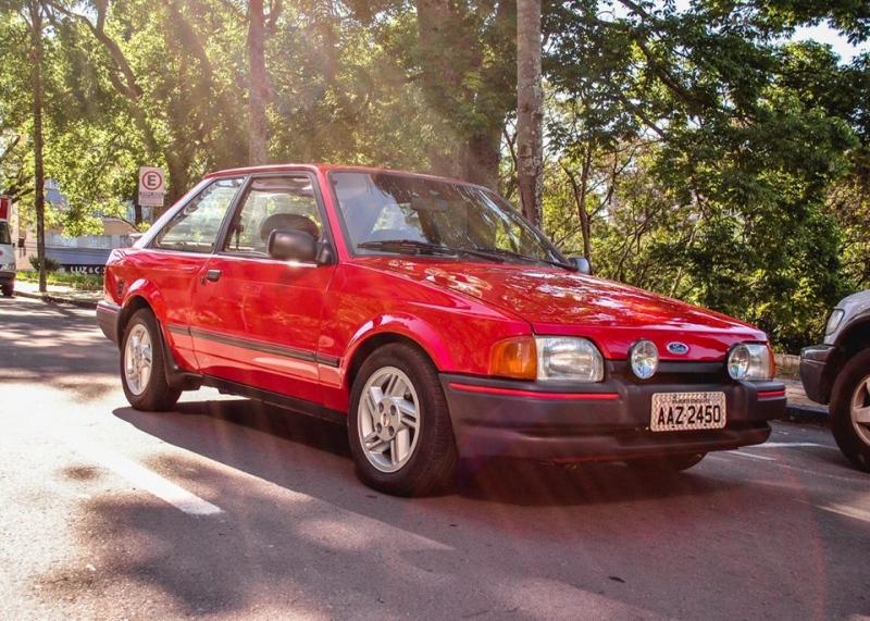 1987 Ford Escort XR3