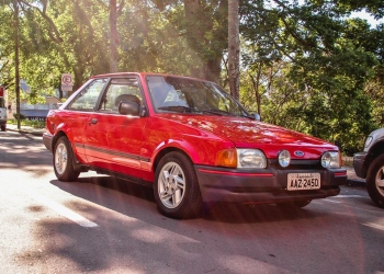 1987 Ford Escort XR3
