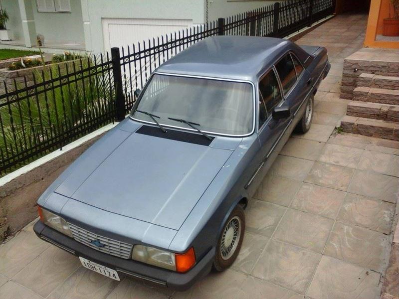 1989 Chevrolet Opala .