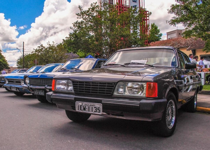 1989 Chevrolet Opala