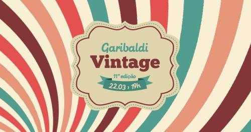 Garibaldi Vintage Oficial - 11ª edição