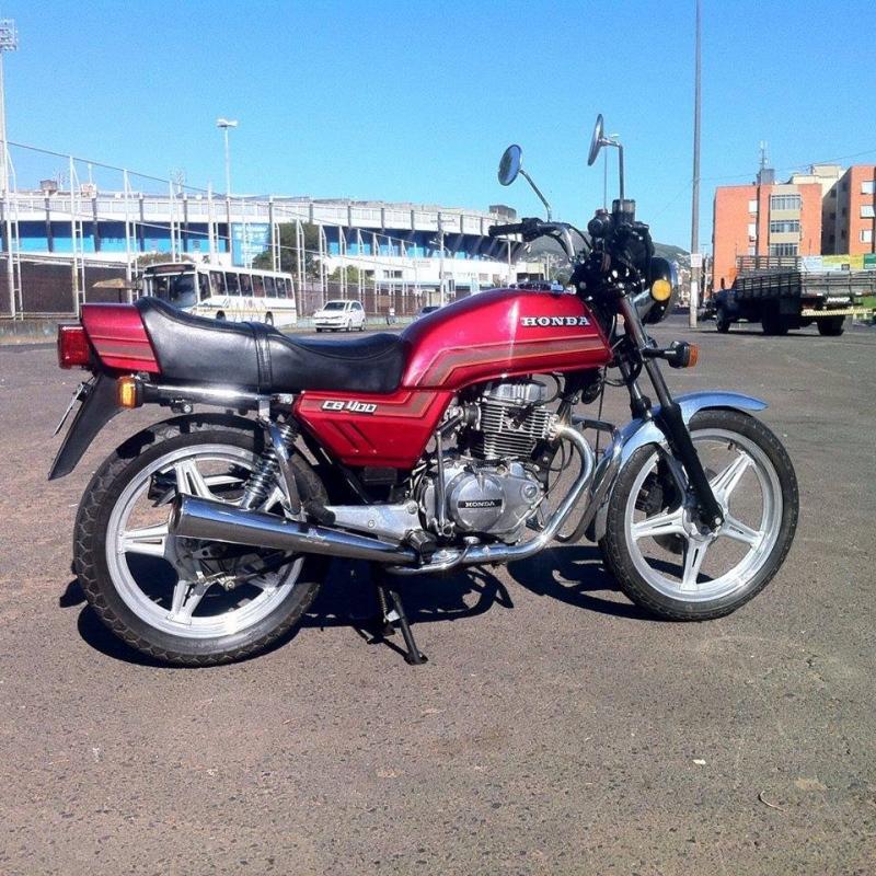 1981 Honda CB400
