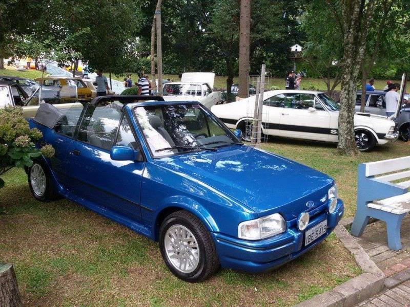 1990 Ford Escort XR3