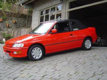1993 Ford Escort XR3
