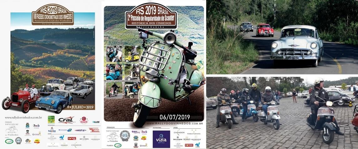 Inscrições Rally dos Vinhedos 2019