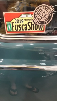 05/05/19 Fusca Show - Novo Hamburgo/RS