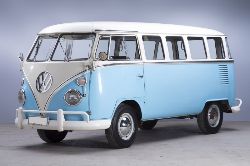 1974 VW Kombi Luxo