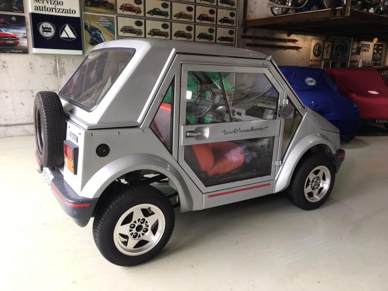 1991 Gurgel Motomachine