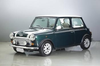 1973 Mini Cooper Morris