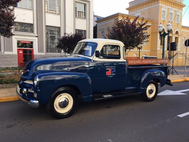 1954 Chevrolet Pick-up 3100 Five Window