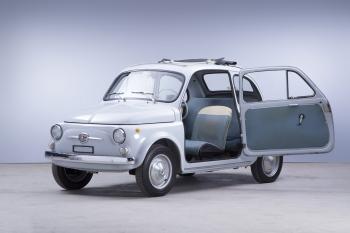 1963 Fiat Nuova 500D
