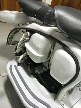 1966 Lambretta Li 150