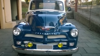 1954 Chevrolet Pick-up 3100 Five Window